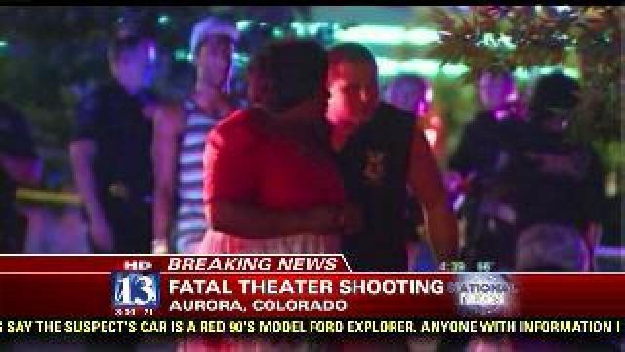 VIDEOS: CO movie theater shooting