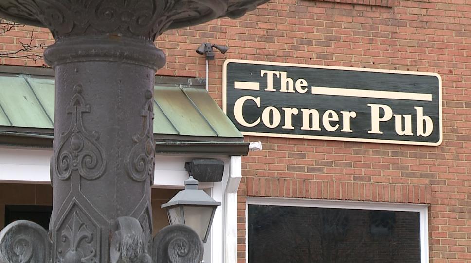 The Corner Pub in Montgomery
