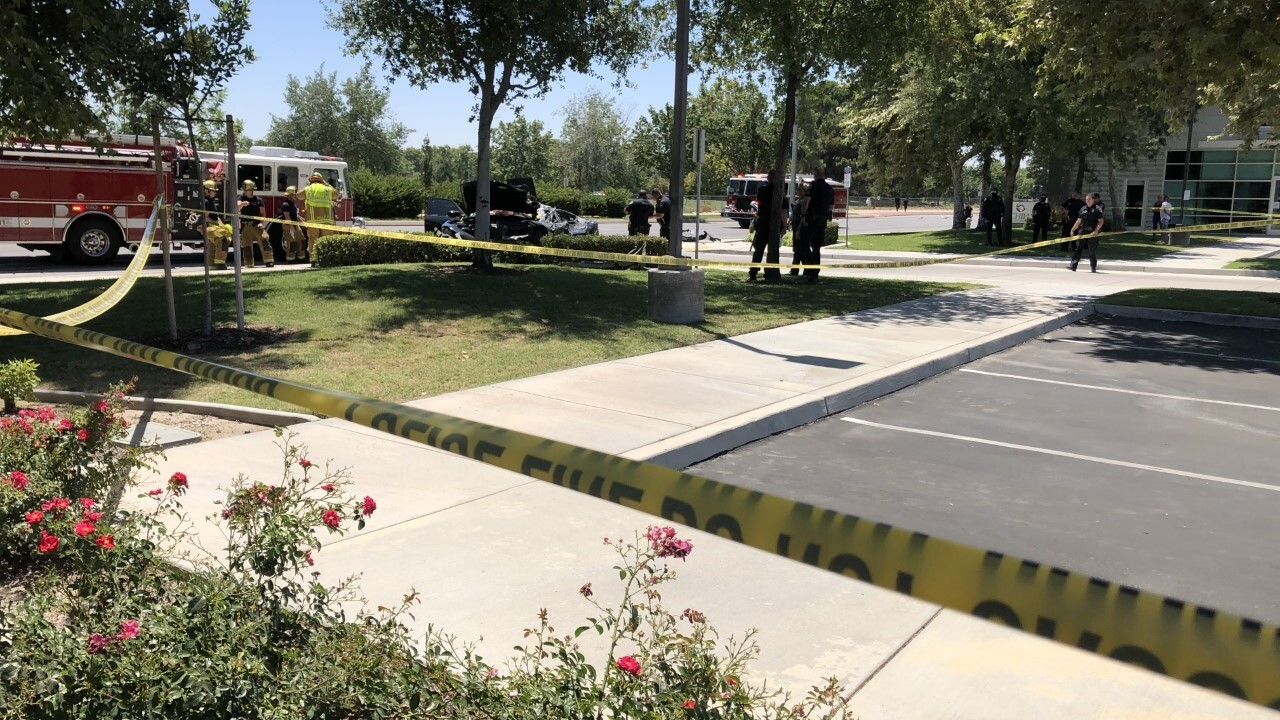 Fatal Hit and Run on Stockdale Highway