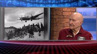 3 Questions with Bob Evans: Gail Halverson, the 'Candy Bomber'