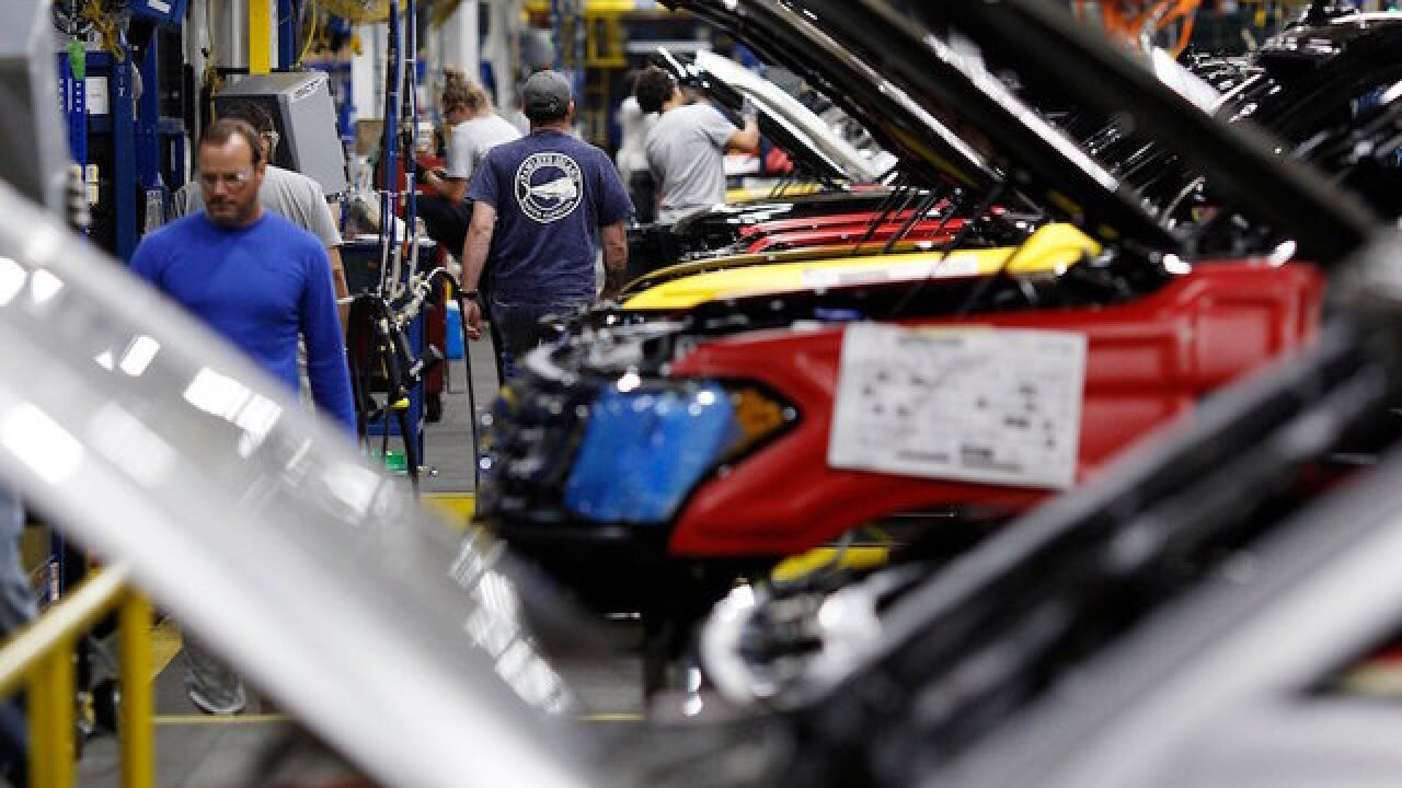 GM's restructuring was tough. Ford's could be even harder