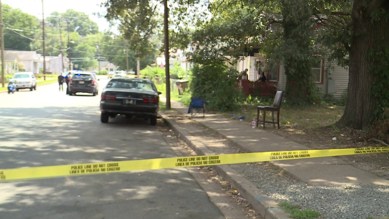 Police investigating Richmondshooting