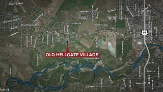 Old Hellgate Village Missoula Map