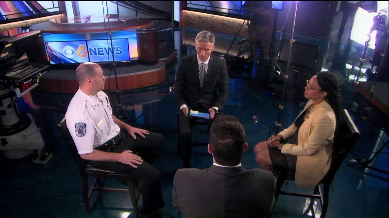 Police and community roundtable discusses moving forward after week of violence