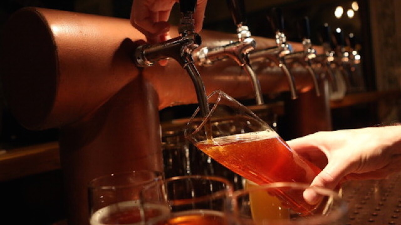 Beer 'Run': 3,300 cases of beer stolen from Atlanta brewery