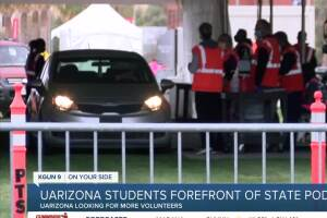 Students at the forefront of UArizona State POD