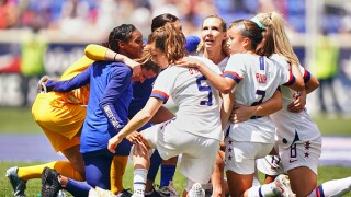 Women's World Cup becomes platform for social change