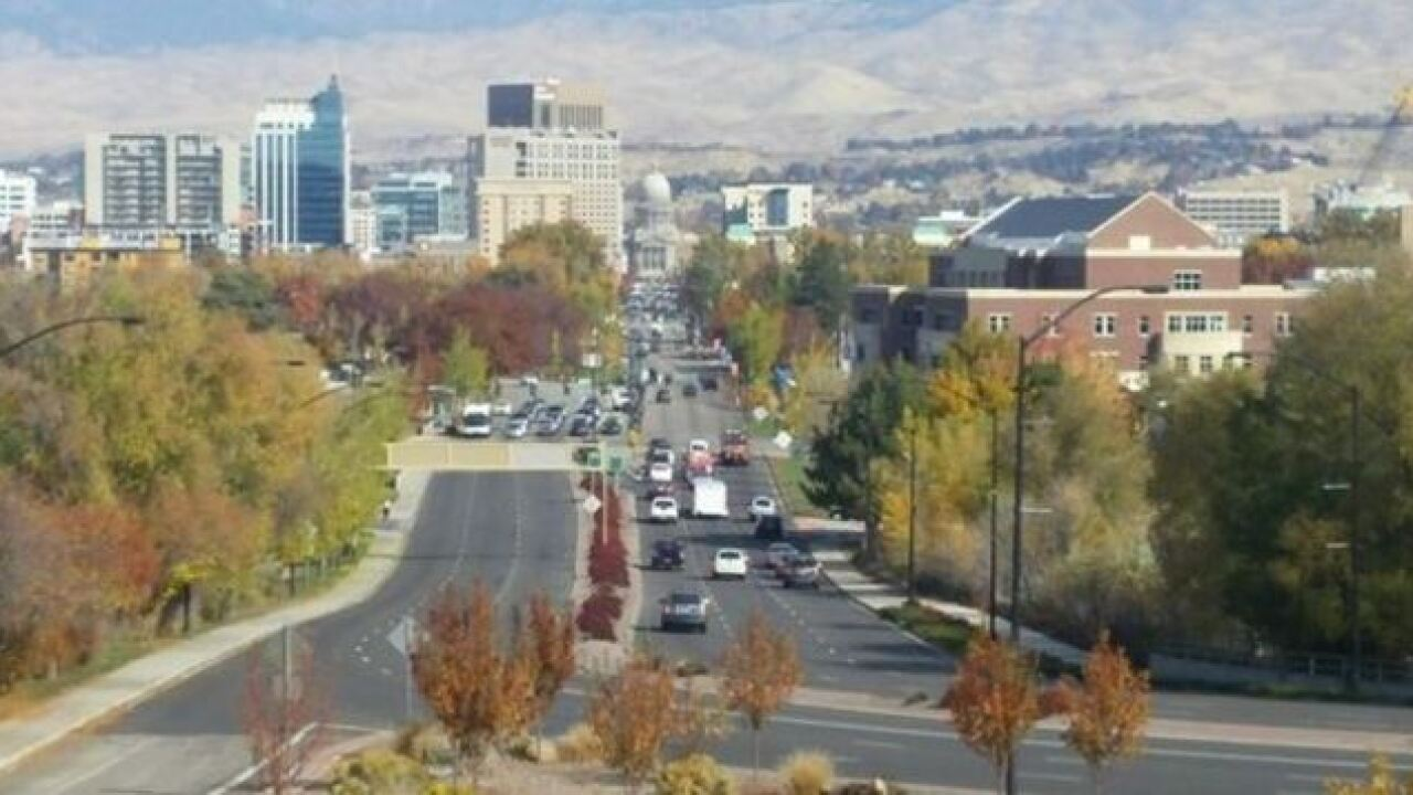 Report: Idaho workers' earnings led the nation last year