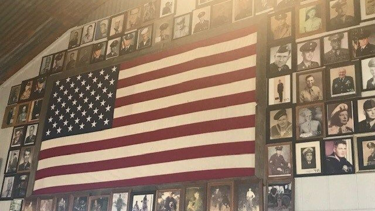 'Where everyday is Veterans Day': Central Texas cafe celebrates veterans all year long
