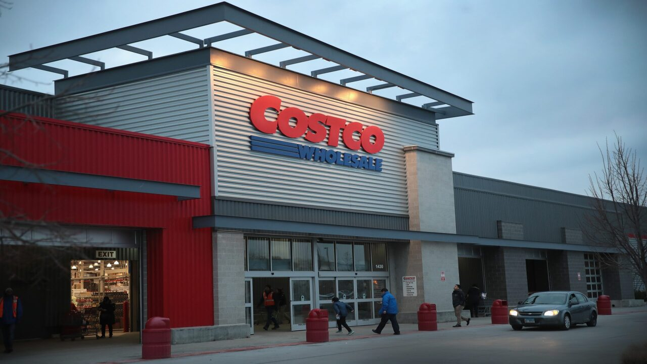 Costco has jackets on sale for as little as $10