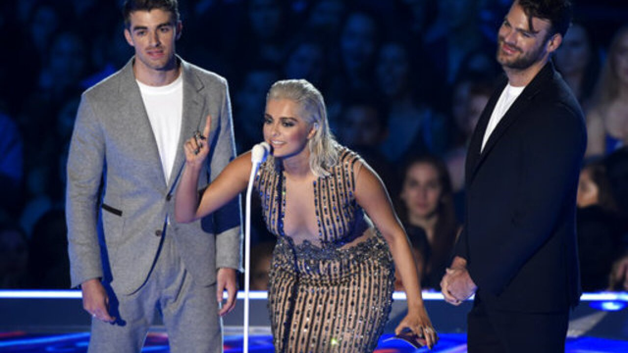 MTV VMAs full of emotional, political moments