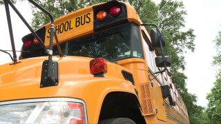 Cell phone video shows Henrico student with gun on school bus