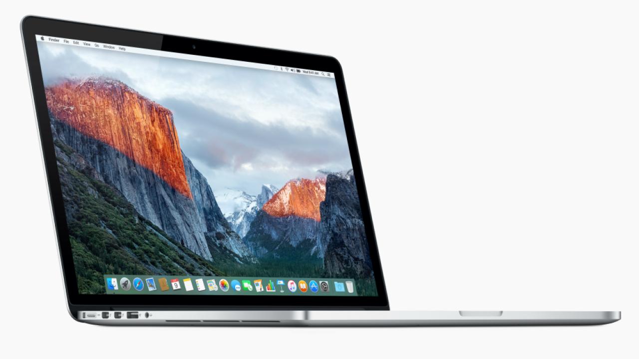 15-inch MacBook Pro recalled