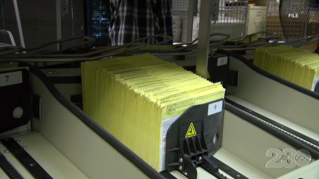 California sets a new record for mail-in ballots cast this election season