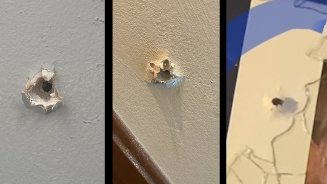 Akron Councilwoman's home hit by gunfire twice in 3 months