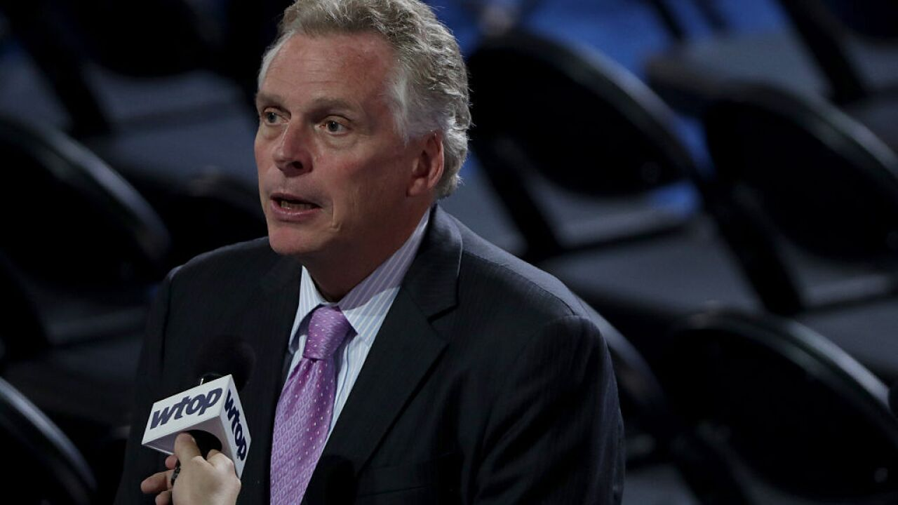McAuliffe: Clinton would flip-flop on Trans-Pacific Partnership