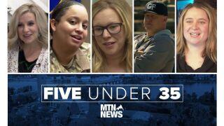 """Meet the """"Five Under 35"""" class of 2021"""
