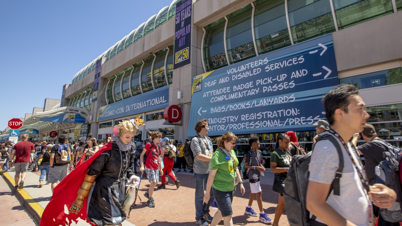 San Diego Comic-Con 2020: What to know about SDCC@Home