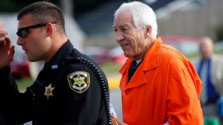 Ex-Penn State football coach Jerry Sandusky resentenced to 30-60 years