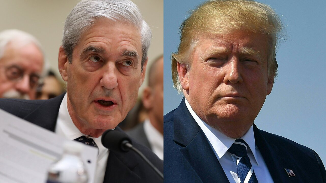 House investigating whether President Trump lied to special counsel Robert Mueller