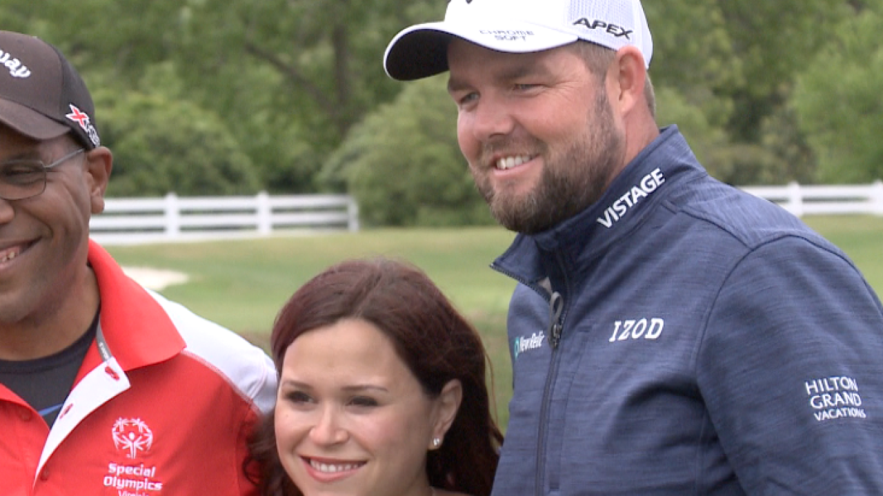 Marc and Audrey Leishman host another big Begin Again Celebrity GolfClassic