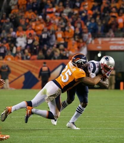 Denver Broncos vs New England Patriots