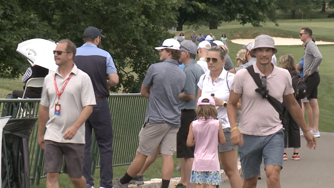 Meijer LPGA Classic for Simply Give Attendance