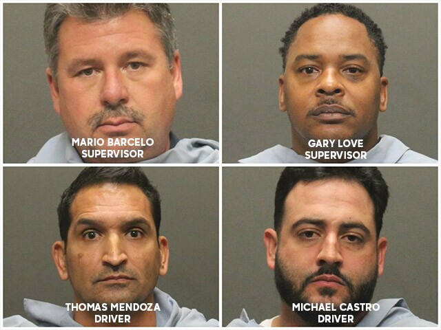 UPS workers arrested in drug trafficking investigation (with names)