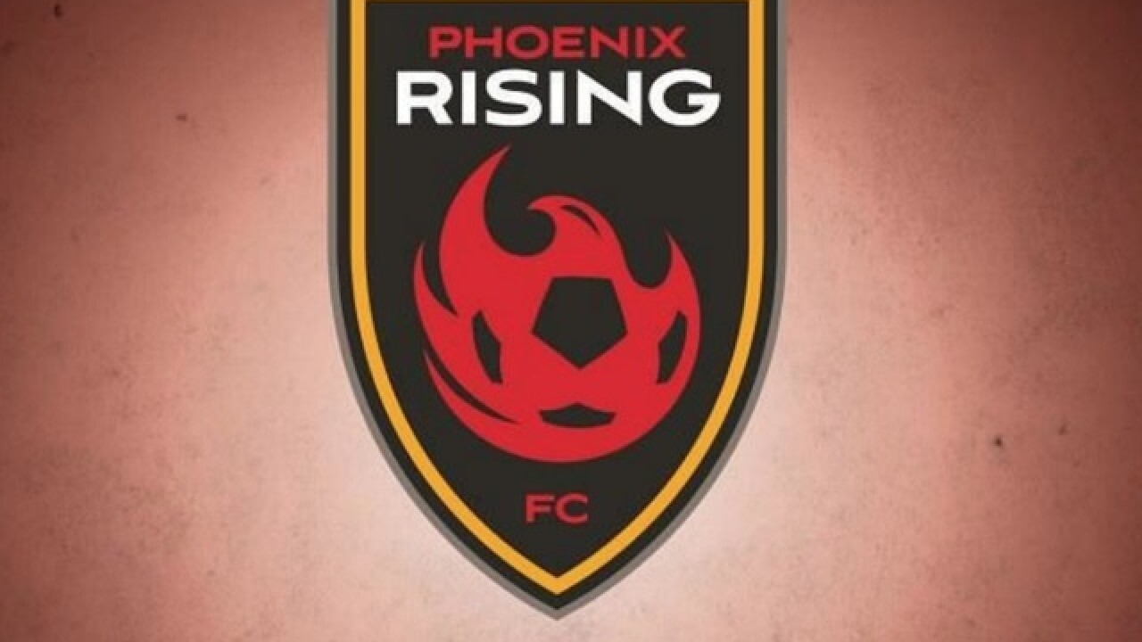 Kids 12 and under can get FREE admission to Saturday's Phoenix Rising game