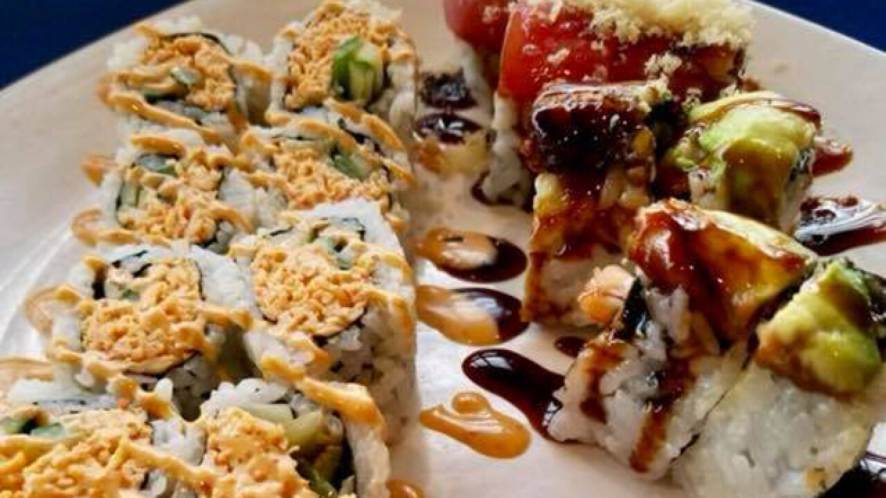 New SushiNati in Anderson Township offers creative sushi dishes with a local flair -- and a full bar
