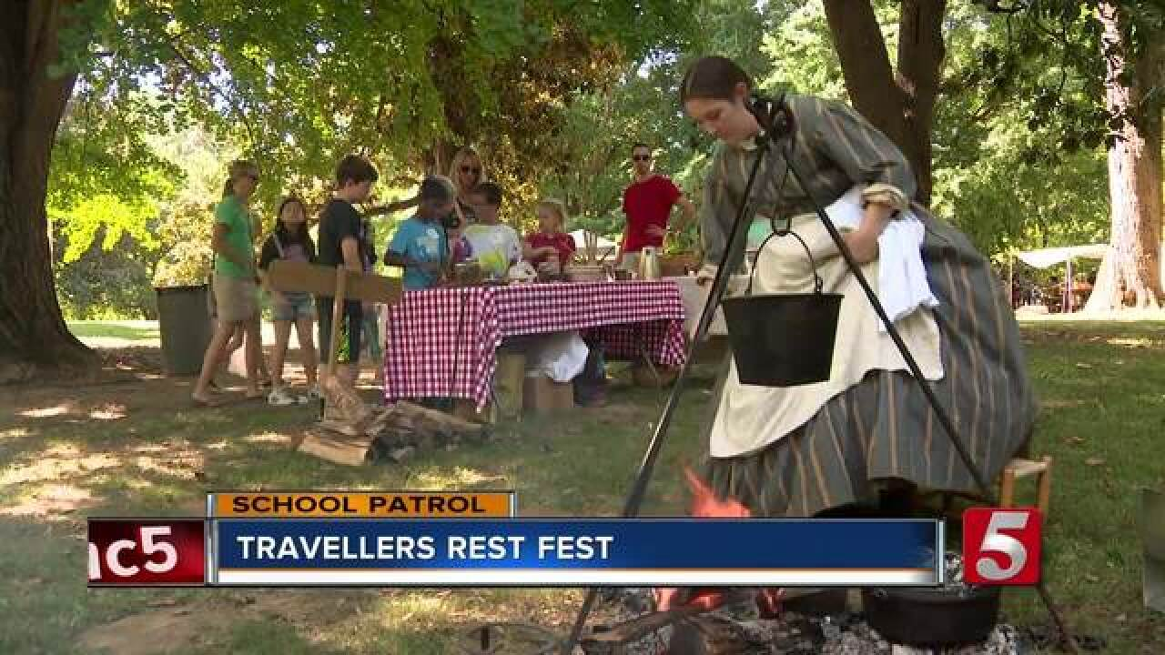 School Patrol: Travellers Rest Fest