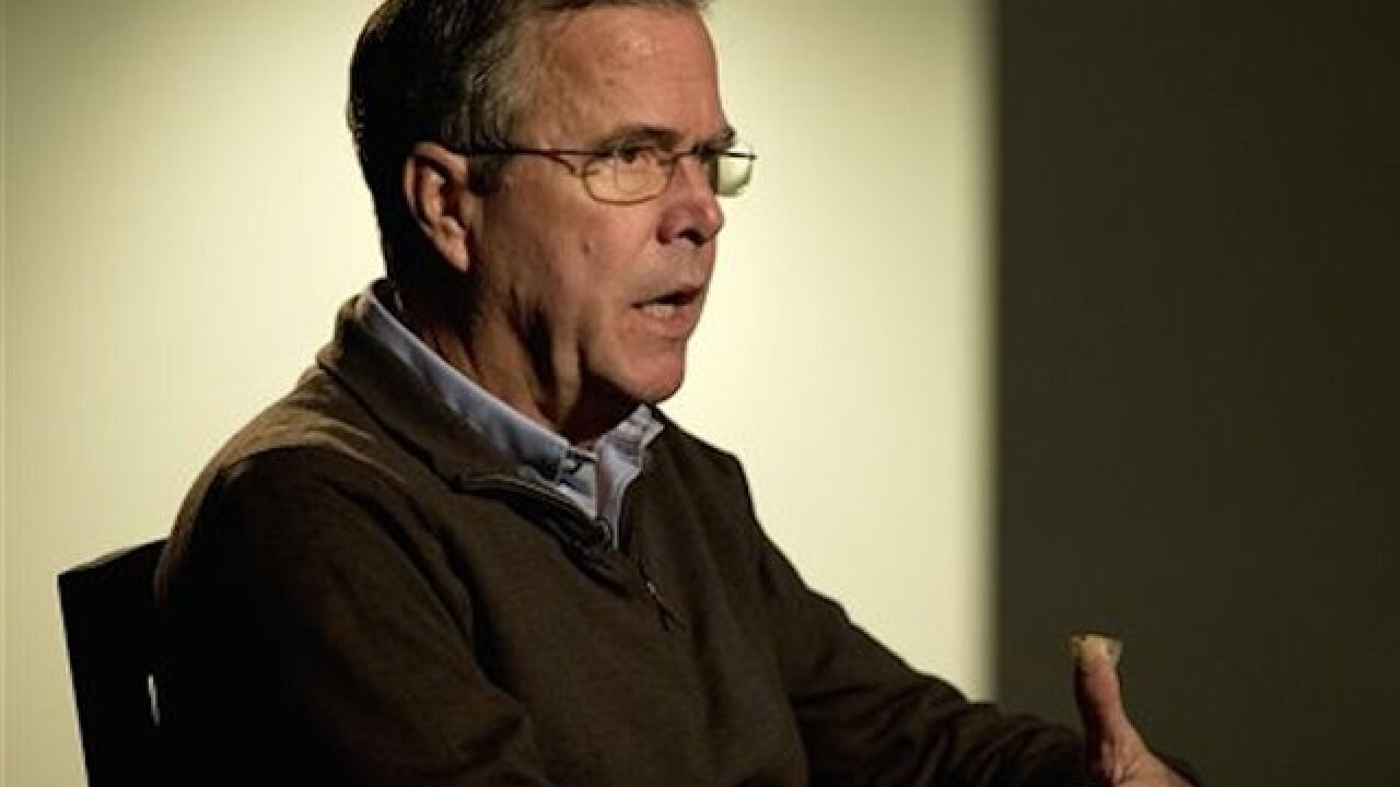 Bush calls for overhaul of education system