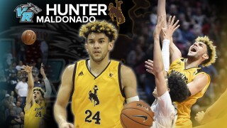 Wyoming's Maldonado making the best of his return to Colorado Springs