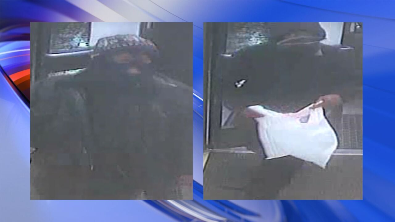 Two suspects wanted after armed robbery at Portsmouth convenience store