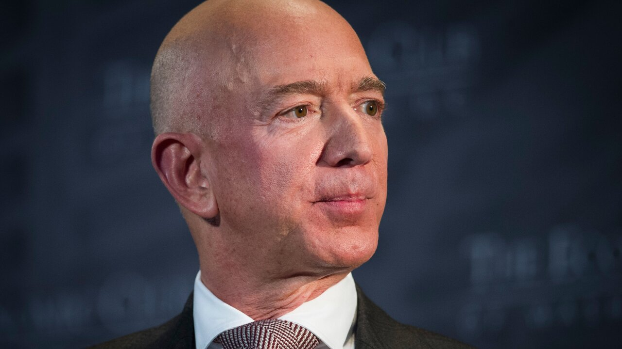 Jeff Bezos' net worth skyrockets by $24 billion during COVID-19 pandemic