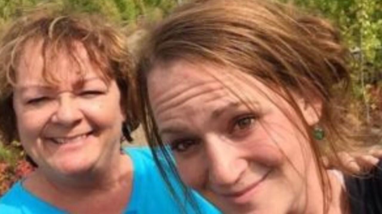 Alice Barten & Katie Barten died in the July crash near Kalispell