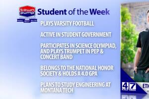 Student of the Week: Ethan Smartnick