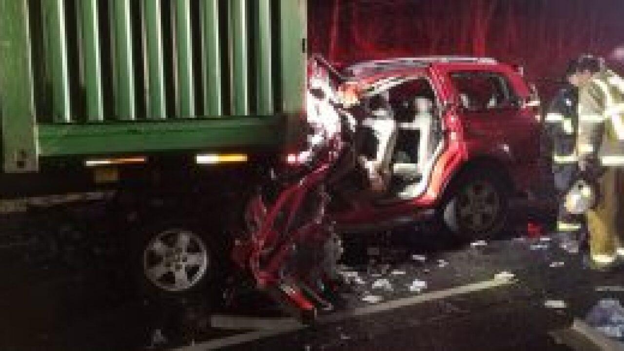 Pennsylvania man dies in fatal I-83 crash in Baltimore