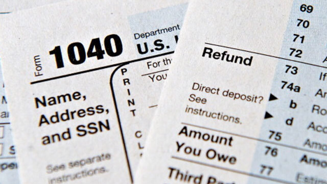Free tax return preparation: Where to get your taxes