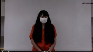 Angela Fallan makes initial court appearance