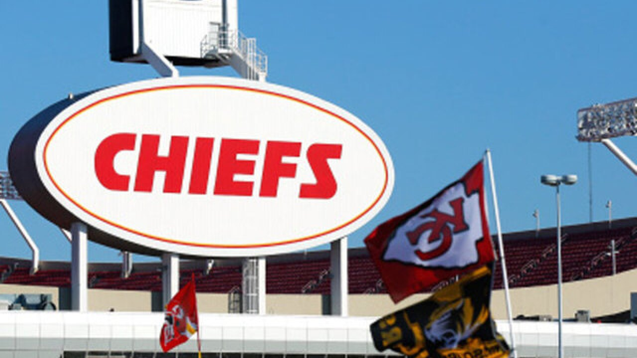 Chiefs home opener special for several fans