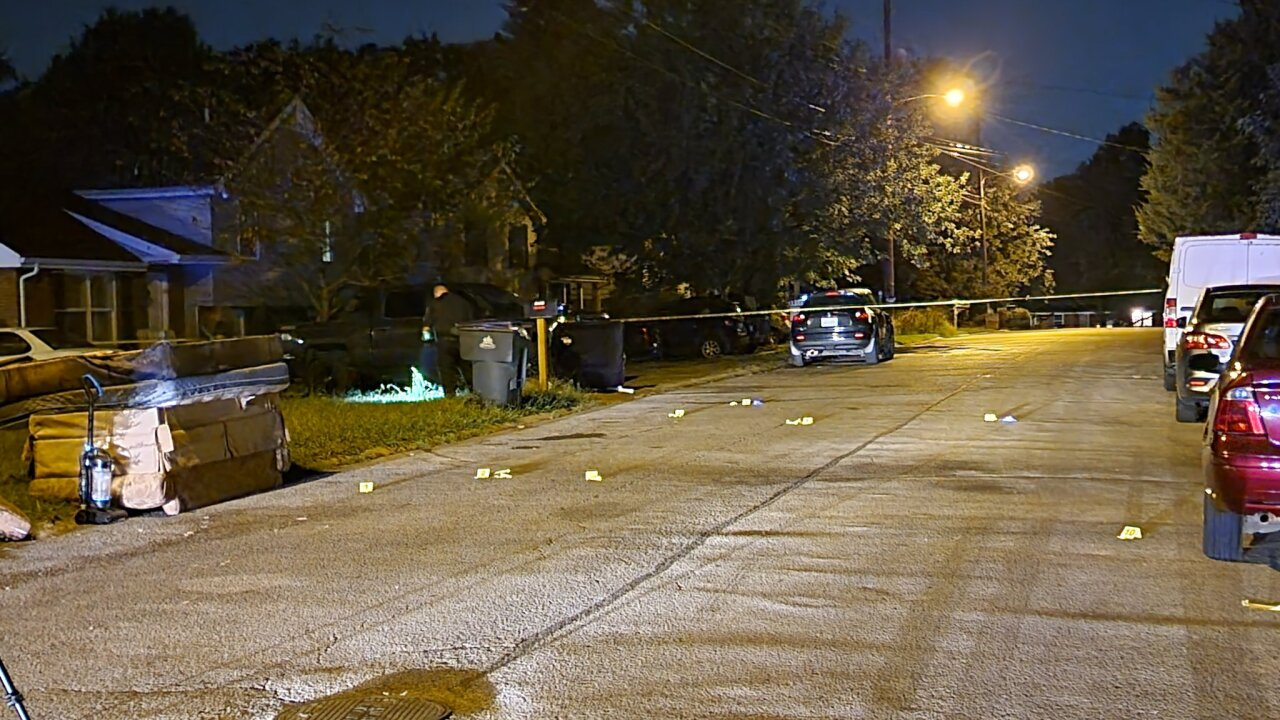 One teenager killed, one injured in South Nashville shooting