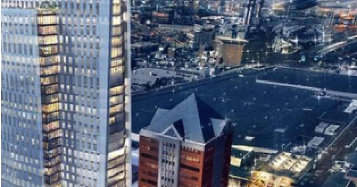 Downtown Indianapolis hotel plans scaled back, for now