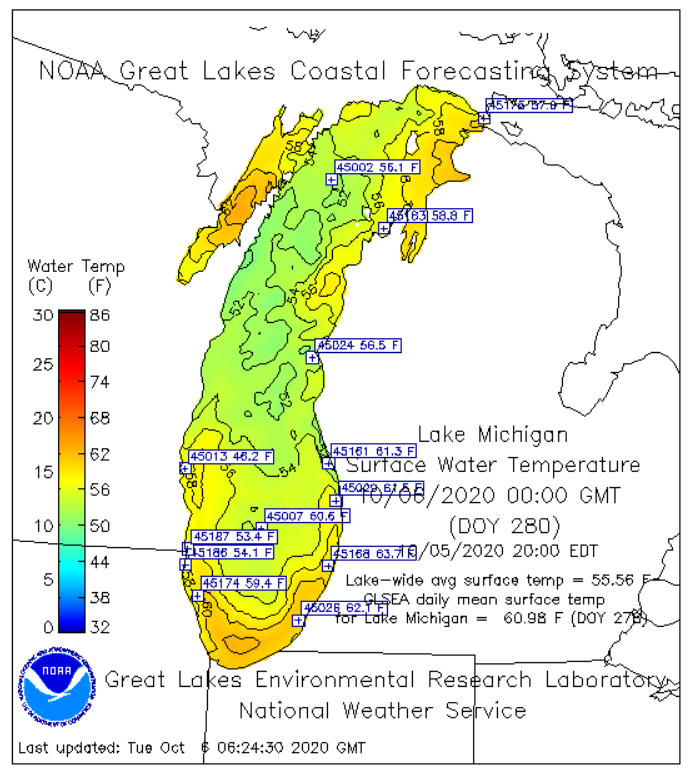 Oct6LakeMichiganTemp.PNG