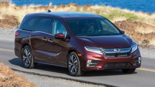 2020 Honda Odyssey Minivan