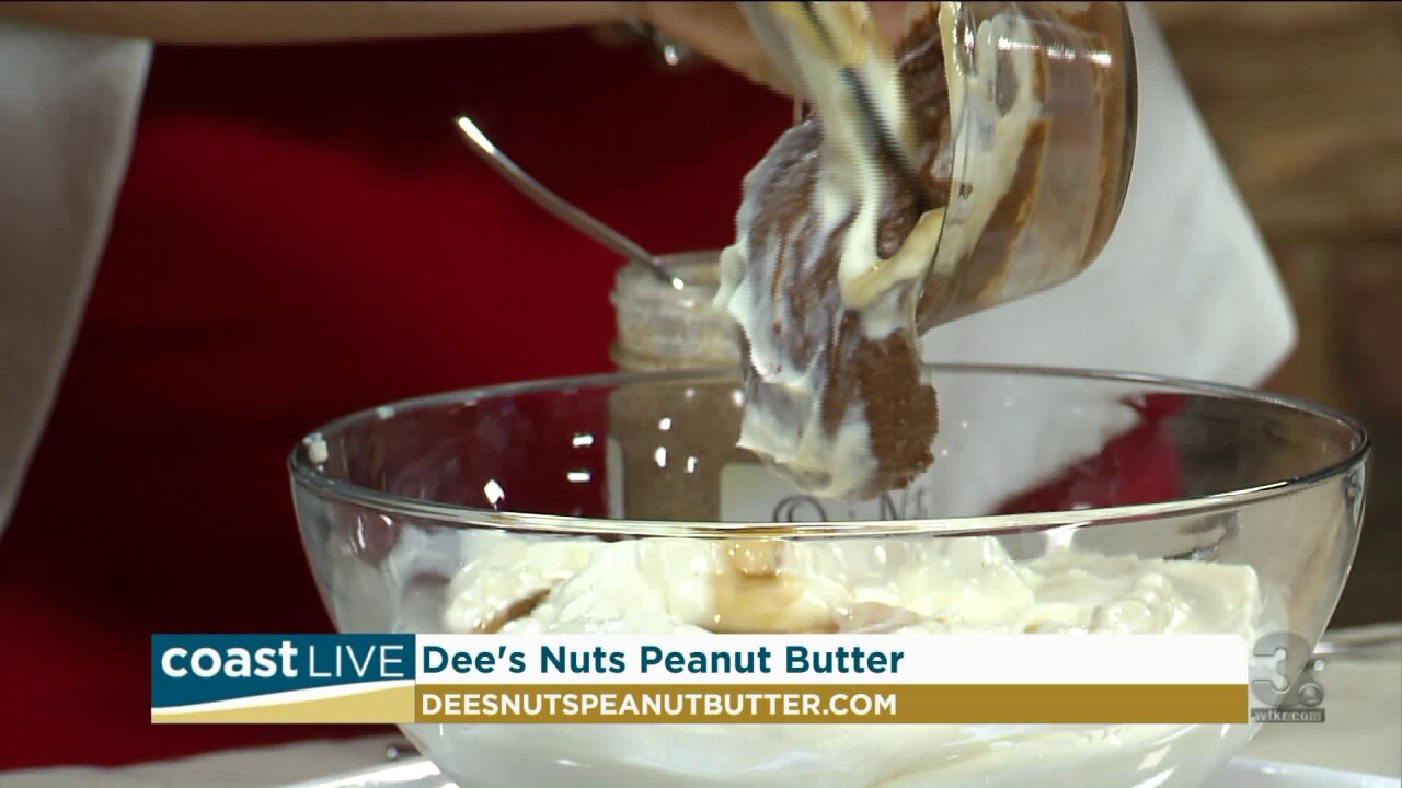 Local mom goes nuts with her own peanut butter business on CoastLive