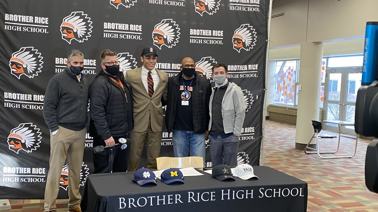 Aristotle Taylor Brother Rice
