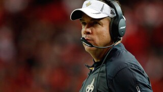 Saints coach Sean Payton angry over gun laws