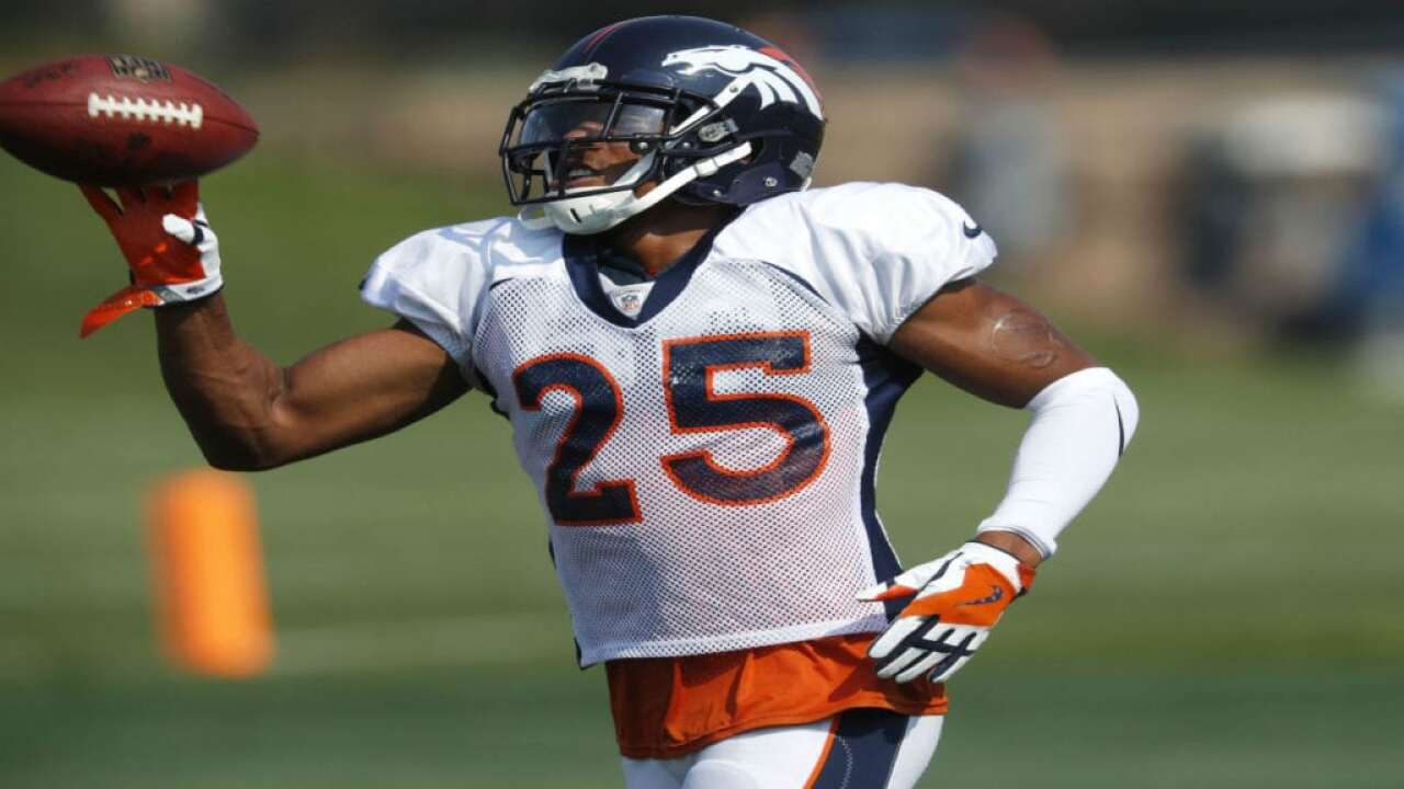 Chris Harris Jr. ready to be top cornerback in Broncos camp