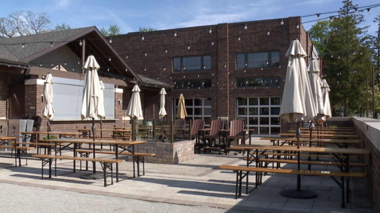 Photo gallery: Best patios in metro Detroit